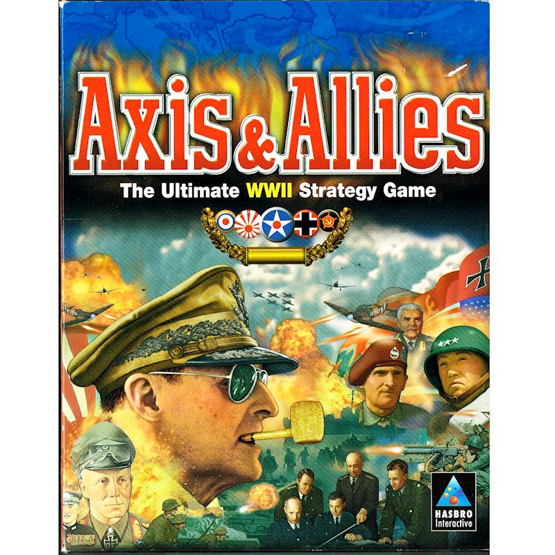 Axis And Allies 1942 Strategy