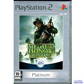 MEDAL OF HONOR FRONTLINE PS2