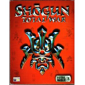 SHOGUN TOTAL WAR PC BIGBOX