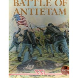 BATTLE OF ANTIETAM C64 DISK