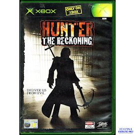 HUNTER THE RECKONING XBOX