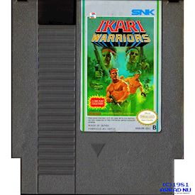 IKARI WARRIORS NES SCN