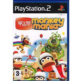 EYETOY MONKEY MANIA PS2