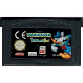 DONALD DUCK ADVANCE GBA