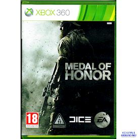 MEDAL OF HONOR XBOX 360