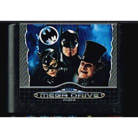 BATMAN RETURNS MEGADRIVE
