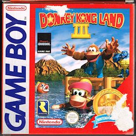 DONKEY KONG LAND III GAMEBOY