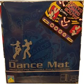 LOGIC3 DANCE MAT PS2
