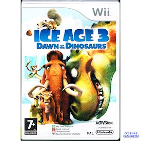 ICE AGE 3 DAWN OF THE DINOSAURS WII