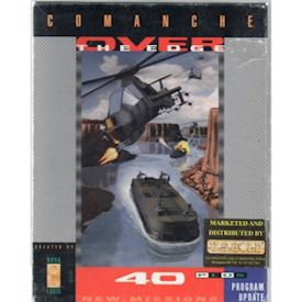COMANCHE OVER THE EDGE PC