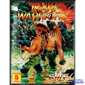 IKARI WARRIORS AMIGA