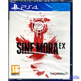 SINE MORE EX PS4