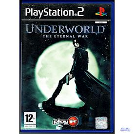 UNDERWORLD THE ETERNAL WAR PS2