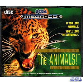 THE ANIMALS MEGA-CD