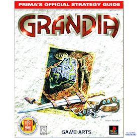 GRANDIA PRIMAS OFFICIAL STRATEGY GUIDE