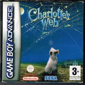 CHARLOTTE'S WEB GAMEBOY ADVANCE
