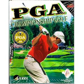 PGA CHAMPIONSHIP GOLF PC BIGBOX