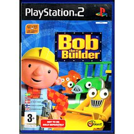 BOB THE BUILDER PS2