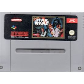 SUPER STAR WARS SNES SCN