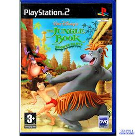 JUNGLE BOOK GROOVE PARTY PS2