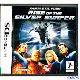 FANTASTIC FOUR RISE OF THE SILVERSURFER DS