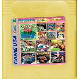 GAMEBOY 30IN1 GAMEBOY COLOR BOOTLEG