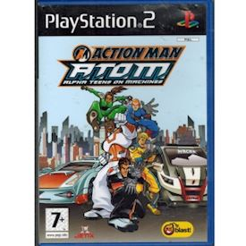 ACTION MAN ATOM PS2