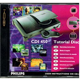 CDI 450 TUTORIAL DISC CDI