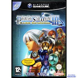 PHANTASY STAR ONLINE EPISODE III GAMECUBE