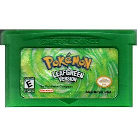 POKEMON LEAF GREEN BOOTLEG GBA