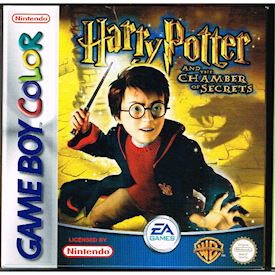 HARRY POTTER AND THE CHAMBER OF SECRETS GBC SCN