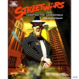 STREET WARS CONSTRUCTOR UNDERWORLD PC BIGBOX