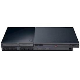 PLAYSTATION 2 SLIM SCPH-90004