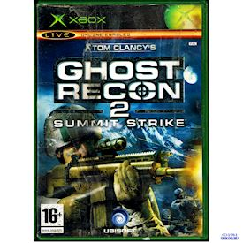 GHOST RECON 2 SUMMIT STRIKE XBOX