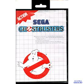 GHOSTBUSTERS MASTERSYSTEM