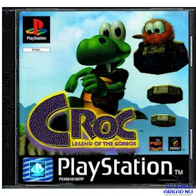 CROC LEGEND OF GOBBOS PS1
