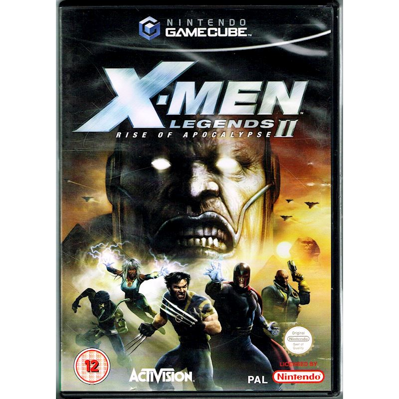 x men legends ii rise of apocalypse gamecube have you played a