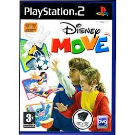 DISNEY MOVE PS2