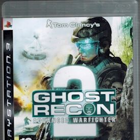 GHOST RECON 2 ADVANCED WARFIGHTER PS3