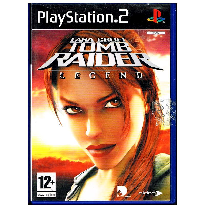 Tomb Raider Legend Ps2 Have You Played A Classic Today