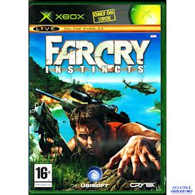 FARCRY INSTINCTS XBOX
