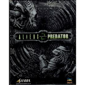 ALIEN VS PREDATOR 2 PC BIGBOX