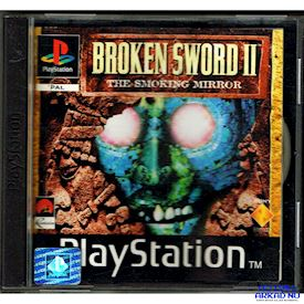 BROKEN SWORD II THE SMOKING MIRROR PS1