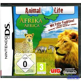ANIMAL LIFE AFRICA DS