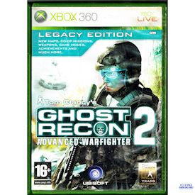 GHOST RECON 2 LEGACY EDITION XBOX 360