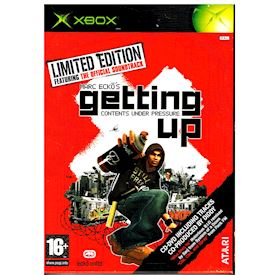 MARC ECKOS GETTING UP LIMITED EDITION XBOX