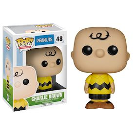 FUNKO POP CHARLIE BROWN PEANUTS #48