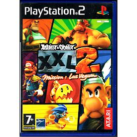 ASTERIX & OBELIX XXL 2 MISSION LAS VEGUM PS2