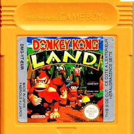 DONKEY KONG LAND GAMEBOY