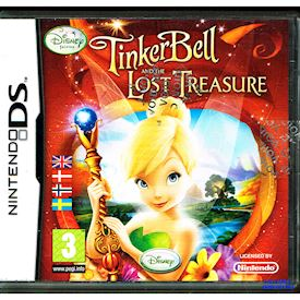 TINKERBELL AND THE LOST TREASURE DS